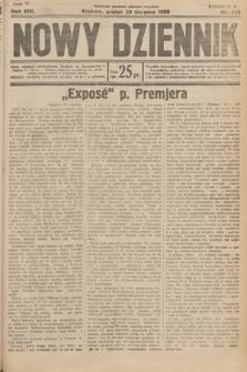 Nowy Dziennik. 1930, nr229