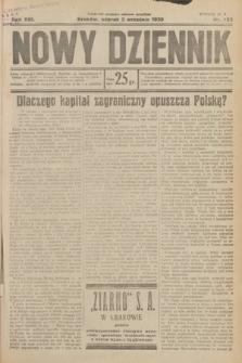 Nowy Dziennik. 1930, nr233