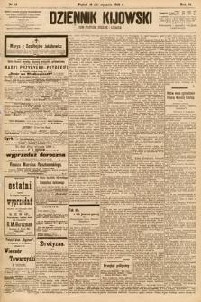 Dziennik Kijowski : pismo społeczne, polityczne i literackie. 1908, nr15