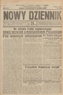 Nowy Dziennik. 1930, nr239
