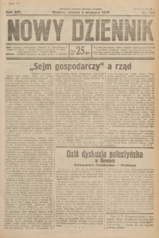 Nowy Dziennik. 1930, nr240