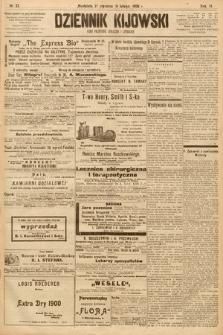 Dziennik Kijowski : pismo społeczne, polityczne i literackie. 1908, nr23