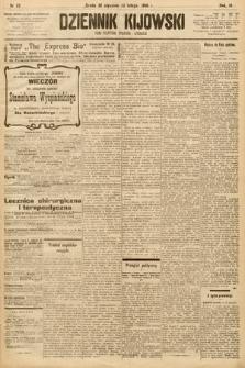 Dziennik Kijowski : pismo społeczne, polityczne i literackie. 1908, nr25