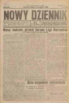 Nowy Dziennik. 1930, nr248