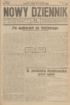 Nowy Dziennik. 1930, nr250