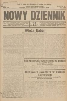 Nowy Dziennik. 1930, nr253