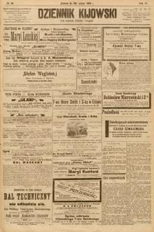 Dziennik Kijowski : pismo społeczne, polityczne i literackie. 1908, nr39