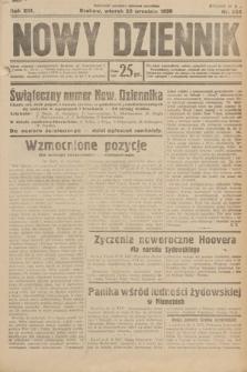 Nowy Dziennik. 1930, nr254