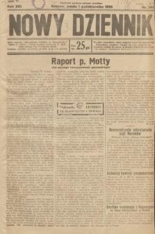 Nowy Dziennik. 1930, nr261