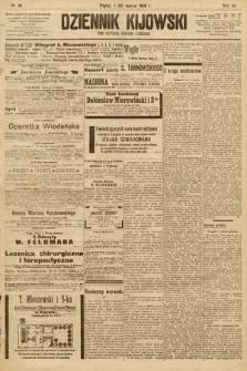 Dziennik Kijowski : pismo społeczne, polityczne i literackie. 1908, nr56