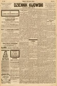 Dziennik Kijowski : pismo społeczne, polityczne i literackie. 1908, nr59