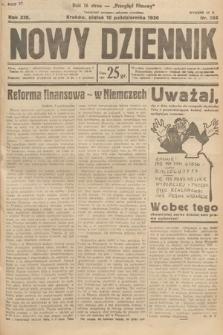 Nowy Dziennik. 1930, nr268