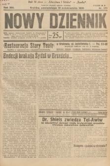 Nowy Dziennik. 1930, nr271