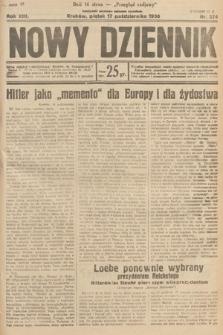 Nowy Dziennik. 1930, nr274