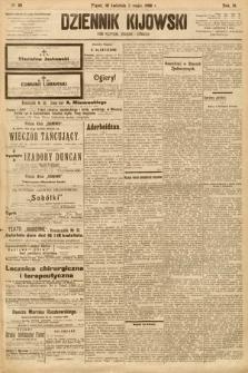 Dziennik Kijowski : pismo społeczne, polityczne i literackie. 1908, nr89