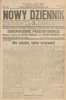 Nowy Dziennik. 1930, nr283
