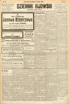 Dziennik Kijowski : pismo społeczne, polityczne i literackie. 1908, nr94