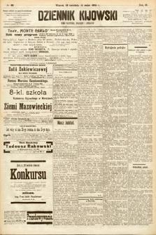 Dziennik Kijowski : pismo społeczne, polityczne i literackie. 1908, nr98