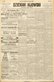 Dziennik Kijowski : pismo społeczne, polityczne i literackie. 1908, nr99