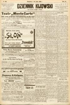 Dziennik Kijowski : pismo społeczne, polityczne i literackie. 1908, nr100