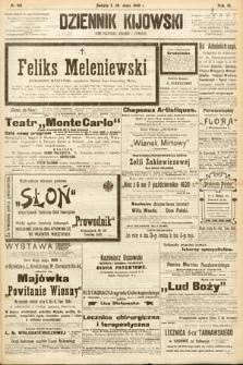 Dziennik Kijowski : pismo społeczne, polityczne i literackie. 1908, nr102