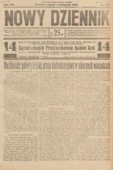 Nowy Dziennik. 1930, nr291