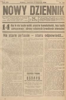 Nowy Dziennik. 1930, nr293