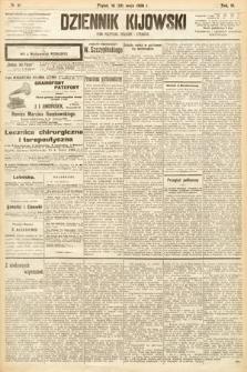 Dziennik Kijowski : pismo społeczne, polityczne i literackie. 1908, nr111