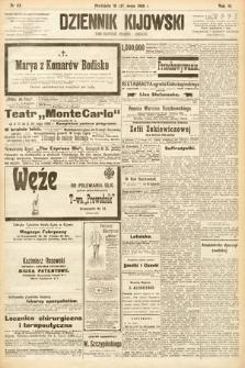 Dziennik Kijowski : pismo społeczne, polityczne i literackie. 1908, nr113