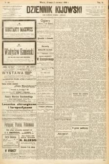 Dziennik Kijowski : pismo społeczne, polityczne i literackie. 1908, nr114