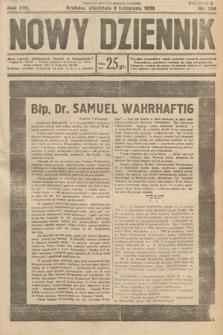 Nowy Dziennik. 1930, nr296