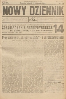 Nowy Dziennik. 1930, nr298