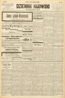 Dziennik Kijowski : pismo społeczne, polityczne i literackie. 1908, nr121