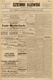 Dziennik Kijowski : pismo społeczne, polityczne i literackie. 1908, nr130