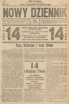Nowy Dziennik. 1930, nr304