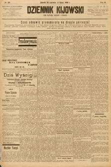 Dziennik Kijowski : pismo społeczne, polityczne i literackie. 1908, nr135