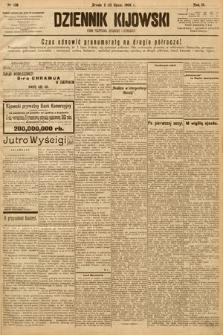 Dziennik Kijowski : pismo społeczne, polityczne i literackie. 1908, nr138