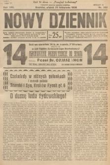 Nowy Dziennik. 1930, nr308