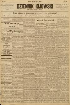 Dziennik Kijowski : pismo społeczne, polityczne i literackie. 1908, nr141