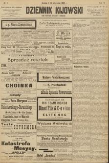 Dziennik Kijowski:pismo polityczne, społeczne iliterackie. 1909, nr2