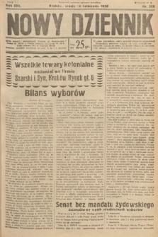 Nowy Dziennik. 1930, nr313