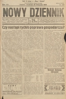 Nowy Dziennik. 1930, nr317