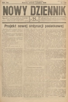 Nowy Dziennik. 1930, nr319