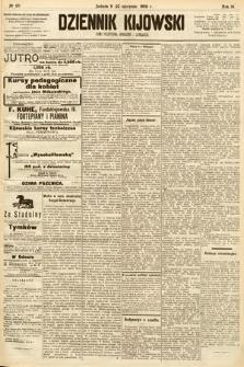 Dziennik Kijowski : pismo społeczne, polityczne i literackie. 1908, nr171