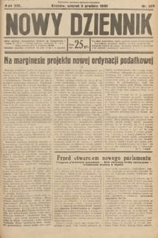 Nowy Dziennik. 1930, nr326