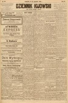 Dziennik Kijowski : pismo społeczne, polityczne i literackie. 1908, nr175