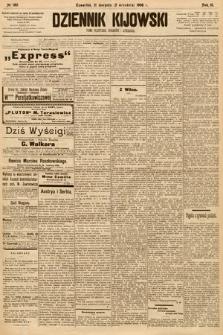 Dziennik Kijowski : pismo społeczne, polityczne i literackie. 1908, nr180