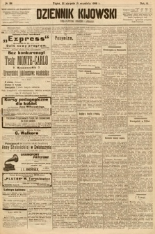 Dziennik Kijowski : pismo społeczne, polityczne i literackie. 1908, nr181