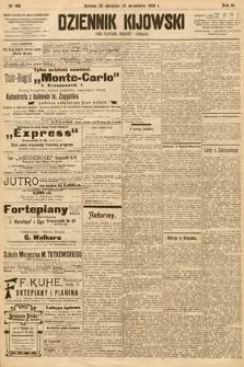 Dziennik Kijowski : pismo społeczne, polityczne i literackie. 1908, nr188