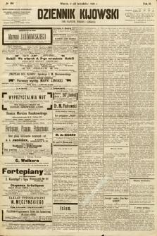 Dziennik Kijowski : pismo społeczne, polityczne i literackie. 1908, nr190